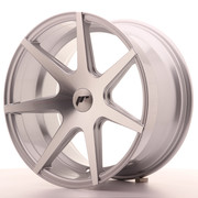 Japan Racing JR20 18x9,5 ET20-40 Blank Silver Mach