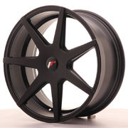 Japan Racing JR20 19x8,5 ET35-40 Blank Matt Black