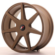 Japan Racing JR20 19x8,5 ET35-40 Blank Matt Bronze