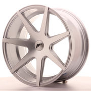 Japan Racing JR20 19x9,5 ET20-40 Blank Silver Mach