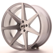 Japan Racing JR20 20x11 ET30 5x112 Silver Mach