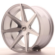 Japan Racing JR20 20x11 ET20-30 5H Blank Silver M