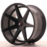 Japan Racing JR20 20x11 ET30 5H Blank MBlack