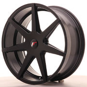 Japan Racing JR20 20x8,5 ET20-40 5H Blank Matt Bl