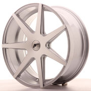 Japan Racing JR20 20x8,5 ET20-40 5H Blank SilverM