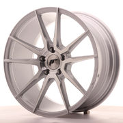 Japan Racing JR21 18x8,5 ET40 5x112 Silver Mach