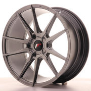 Japan Racing JR21 18x8,5 ET20-30 5H Blank Hiper Bl