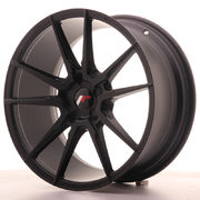 Japan Racing JR21 18x8,5 ET40 5H Blank Matt Black