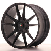 Japan Racing JR21 18x8,5 ET20-30 Blank Matt Black