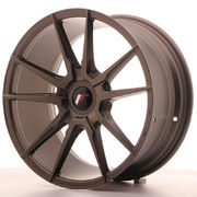 Japan Racing JR21 18x8,5 ET20-30 Blank Matt Bronze
