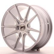 Japan Racing JR21 18x8,5 ET20-30 Blank Silver Mach