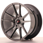 Japan Racing JR21 18x9,5 ET30-40 4H Blank Hiper Bl