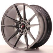 Japan Racing JR21 18x9,5 ET40 5x112/114 Hiper Blac