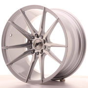 Japan Racing JR21 18x9,5 ET35 5x100/120 Silver Mac