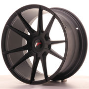 Japan Racing JR21 18x9,5 ET20-40 Blank Matt Black