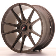 Japan Racing JR21 18x9,5 ET20-40 Blank Matt Bronz