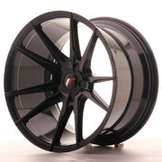 Japan Racing JR21 19x11 ET15-30 5H Blank GlosBlack
