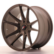 Japan Racing JR21 19x11 ET15-30 5H Blank Matt Bro