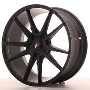 Japan Racing JR21 19x8,5 ET20-40 5H Blank Matt Bla