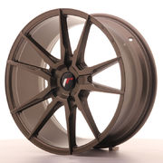 Japan Racing JR21 19x8,5 ET35-40 5H Blank Matt Bro