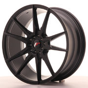 Japan Racing JR21 19x8,5 ET20 5x114/120 Matt Bla