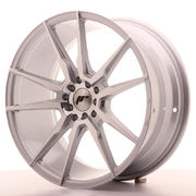 Japan Racing JR21 19x8,5 ET40 5x112/114 Silver Mac