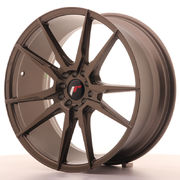 Japan Racing JR21 19x8,5 ET35 5x100/120 Matt Bronz