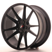 Japan Racing JR21 19x9,5 ET35 5x120 Matt Black