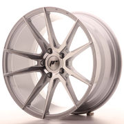 Japan Racing JR21 19x9,5 ET35 5x120 Silver Machine