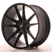 Japan Racing JR21 19x9,5 ET20-40 5H Blank Matt Bla