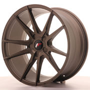 Japan Racing JR21 19x9,5 ET35-40 5H Blank Matt Bro