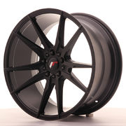 Japan Racing JR21 19x9,5 ET22 5x114/120 Matt Black