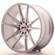 Japan Racing JR21 19x9,5 ET40 5x112/114 Silver Mac