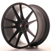 Japan Racing JR21 20x10 ET40 5x112 Matt Black