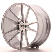 Japan Racing JR21 20x10 ET40 5x112 Silver M