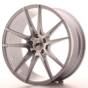 Japan Racing JR21 20x8,5 ET30 5x120 Silver Machine