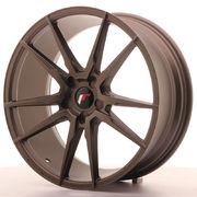 Japan Racing JR21 20x8,5 ET20-40 5H Blank Matt Br