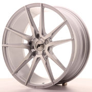 Japan Racing JR21 20x8,5 ET20-40 5H Blank SilverM