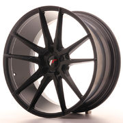 Japan Racing JR21 21x10 ET15-45 5H Blank Matt Bla