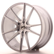 Japan Racing JR21 22x10,5 ET15-50 5H Blank Silver