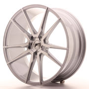 Japan Racing JR21 22x9,5 ET30-45 5H Blank Silver M