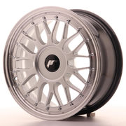 Japan Racing JR23 16x7 ET20-45 Blank Hiper Silver