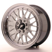 Japan Racing JR23 16x8 ET20 4x100/108 Hiper Silver