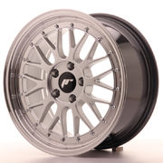 Japan Racing JR23 17x8 ET40 5x120 Hiper Silver
