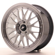Japan Racing JR23 18x8 ET35 5x100 Hiper Silver