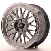 Japan Racing JR23 18x8 ET40-45 5H Blank Hiper Blac