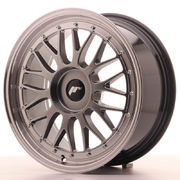 Japan Racing JR23 18x8 ET30-45 Blank Hiper Black