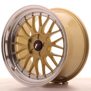 Japan Racing JR23 18x9,5 ET25-42 5H Blank Gold