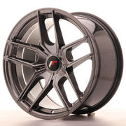Japan Racing JR25 18x9,5 ET20-40 5H Blank Hyper Bl