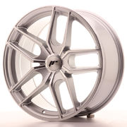 Japan Racing JR25 19x8,5 ET20-40 5H Blank Silver